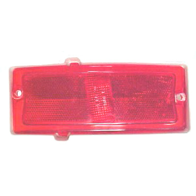 1970-72 CHEVELLE REAR MARKER LAMPS