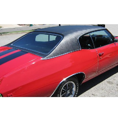 Roof Drip Rail And Vinyl Top Moldings Don S East Coast Restorations Classic Chevy Chevelle Parts Store