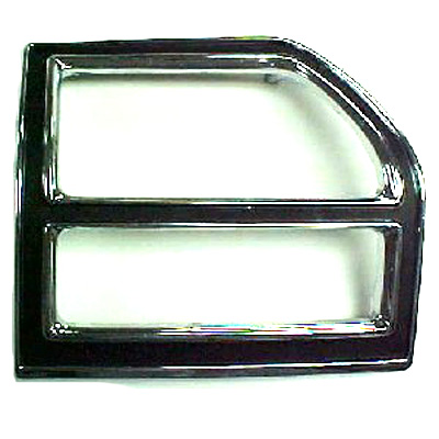 1969 CHEVELLE TAIL LIGHT BEZELS