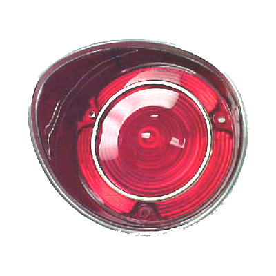 1971 CHEVELLE TAIL LIGHT LENS