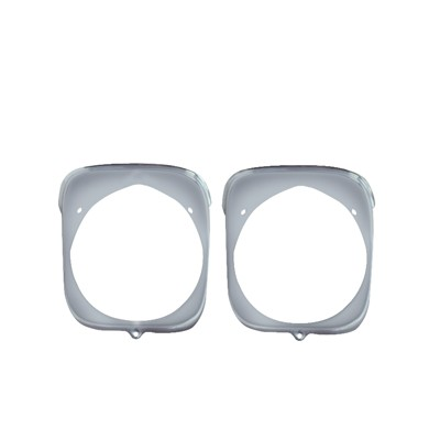 1968 CHEVELLE HEADLIGHT BEZELS