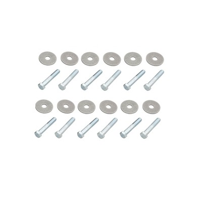 1964-67 CHEVELLE HARDTOP BODY MOUNT BOLT KIT