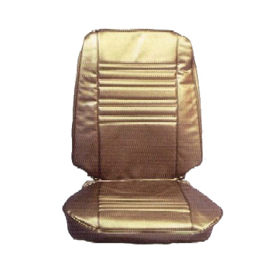 1967 CHEVELLE FRONT SEAT COVER SET