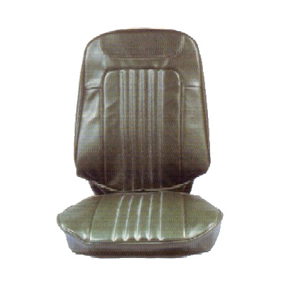 1971-72 CHEVELLE FRONT SEAT COVER SET