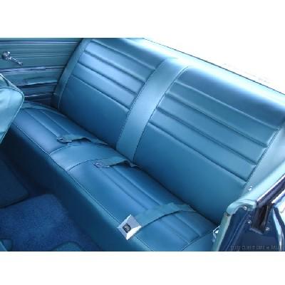 Magnificent 1966 Chevelle Rear Seat Cover Set 1964 72 Chevelle Parts Spiritservingveterans Wood Chair Design Ideas Spiritservingveteransorg