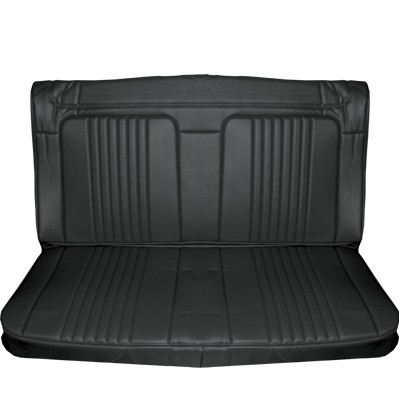 1971-72 CHEVELLE REAR SEAT COVER SET