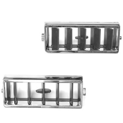 1969-72 CHEVELLE CENTER DASH VENTS