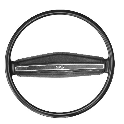 1971-72 CHEVELLE SS STEERING WHEEL