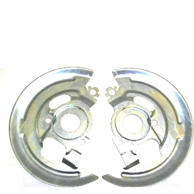 1969-72 CHEVELLE BACKING PLATES