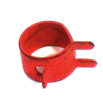 1964-72 CHEVELLE 1/4 RED PINCH CLAMP