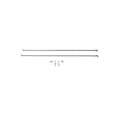 1955-57 CHEVROLET WAGON TAILGATE RELEASE RODS