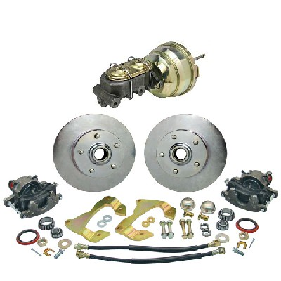 1955-57 CHEVROLET POWER DISC CONVERSION KIT