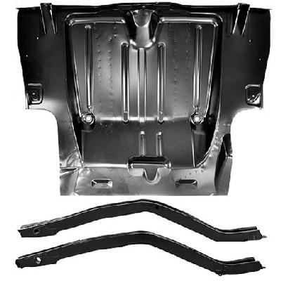 Rear Frame Rails - Don's East Coast Restorations - Classic Chevy