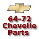 Online Part Shop for Classic 1964-72 Chevelle Parts