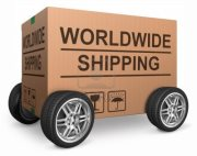 Yes - We Ship Worldwide!