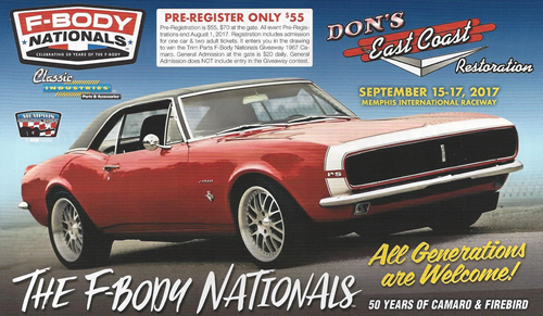 The F-Body Nationals