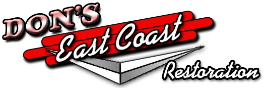 Don's East Coast Restorations | Online Part Shop for Classic Chevys