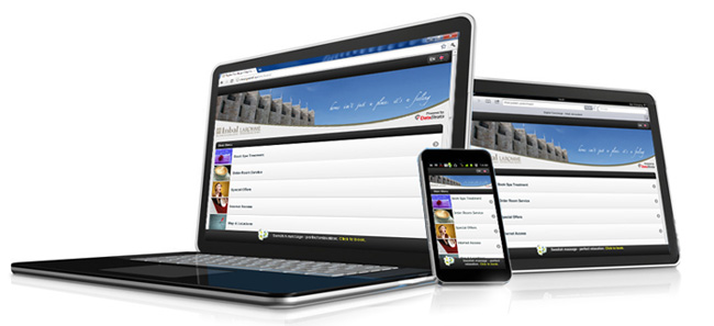 One Web Site All Devices